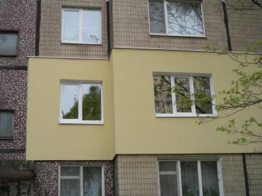 Фасадная вата как один из методов теплоизоляции зданий